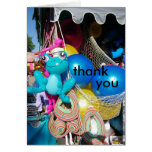TOYFILLED CHILDRENS' THANK YOU GREETING CARD