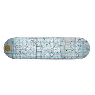 toygami sk8 skateboard deck