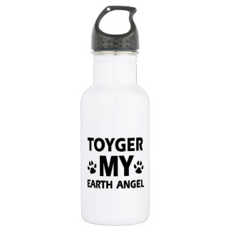 Toyger  cat design 18oz water bottle