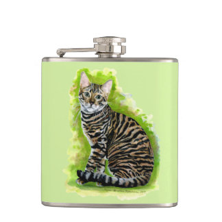 Toyger Flask