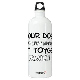 Toyger is family designs SIGG traveler 1.0L water bottle