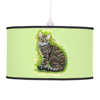Toyger Lamp