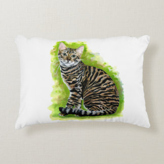 Toyger Accent Pillow