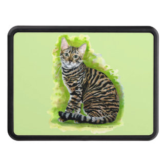 Toyger Hitch Cover