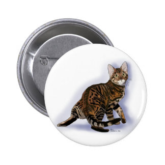 Toyger Turning Button
