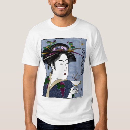 toyokuni's cappuccino (white) shirt