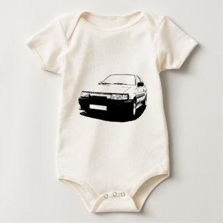 Toyota AE86 Body Para Bebé