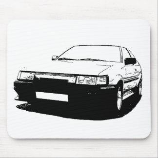 Toyota AE86 Mousepads