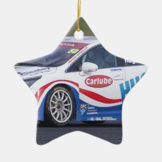 Toyota Avensis Ceramic Ornament