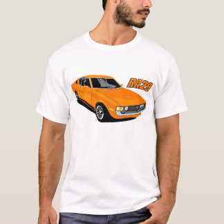 Toyota Celica RA29 Orange T-Shirt