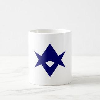 Toyota city flag Ibaraki prefecture japan symbol Coffee Mug