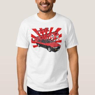 Toyota Corolla AE86 Playeras