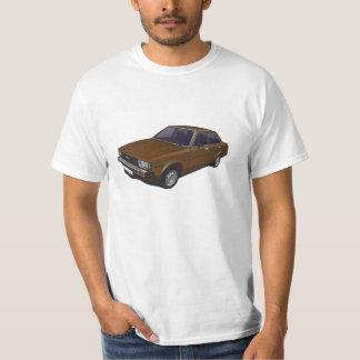 Toyota Corolla DX E70 brown t-shirt