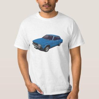 Toyota Corolla DX KE70 2-door blue t-shirt