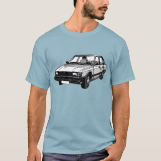 Toyota Cressida X60 series illustration T-Shirt