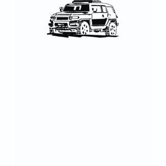 Toyota FJ Cruiser Tees