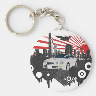 Toyota GT-4 Celica Keychain