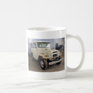 Toyota Land Cruiser BJ40 Coffee Mug