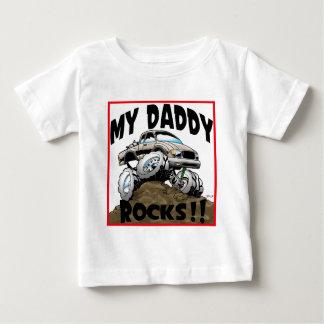 Toyota My Daddy Rocks Baby T-Shirt