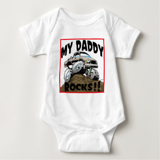 Toyota My Daddy Rocks T-shirt