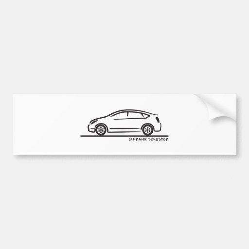 Toyota Prius Bumper Sticker