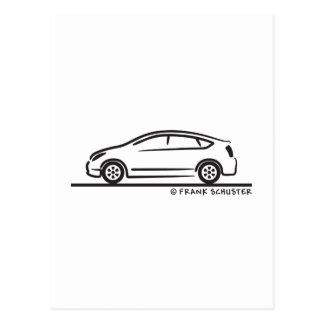 Toyota Prius Postcard