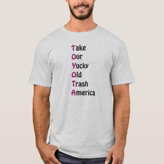 Toyota trash shirt