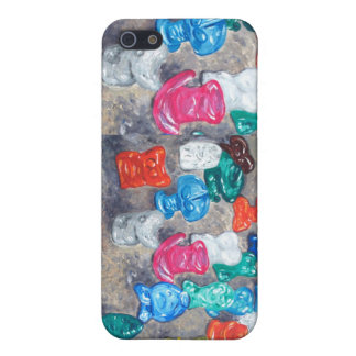 TOYS ART ORIGINAL PAINTING COVER FOR iPhone SE/5/5s
