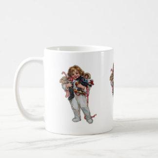 Toys At Christmas Coffee Mug