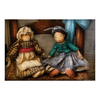 Toys -  Dolls Americana Posters