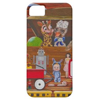 """Toys in the Attic"" iPhone SE/5/5s Case"