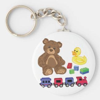 Toys Keychain