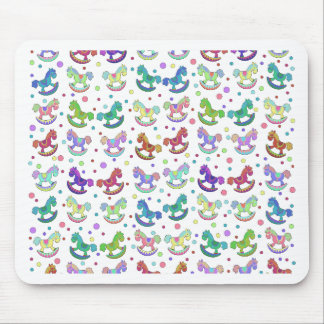 Toys pattern mouse pad