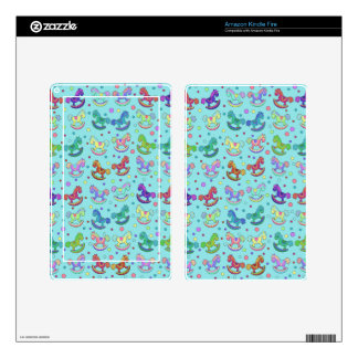 Toys pattern skins for kindle fire