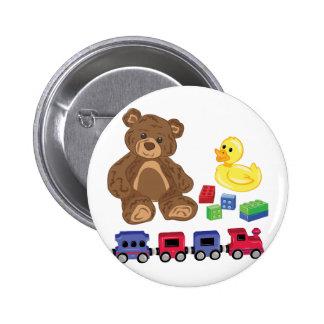 Toys Pinback Button