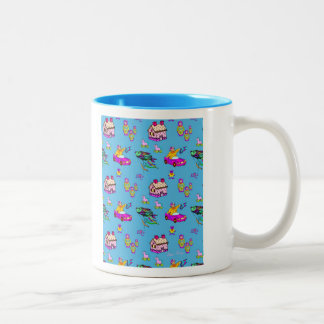 Toys – Pink Dollhouses & Turquoise Kites Mug