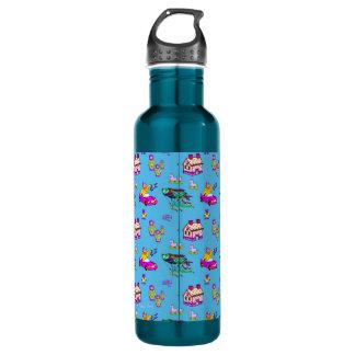 Toys – Pink Dollhouses & Turquoise Kites 24oz Water Bottle