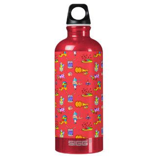 Toys – Purple Drums and Golden Horns SIGG Traveler 0.6L Water Bottle