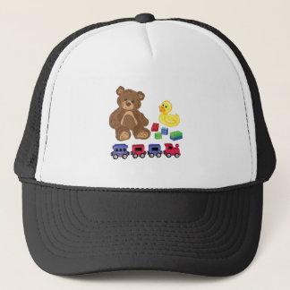 Toys Trucker Hat