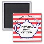 TP0110 Natural Born Citizen Magnet