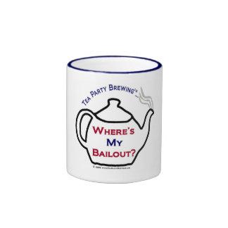 TP0114 Where's My Bailout Ringer Mug