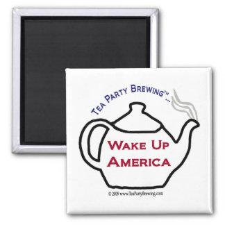 TP101 Wake Up America Magnet