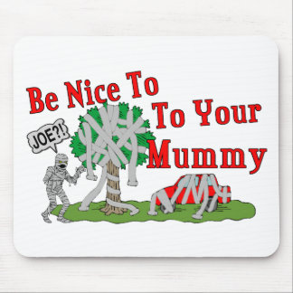 TP Mummy Mouse Pad