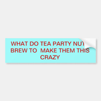 TP NUTS BREW BUMPER STICKER