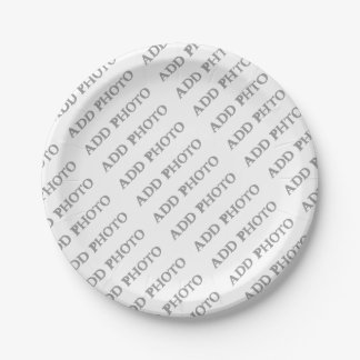 "tp Paper Plates 7"" Create Your Own"