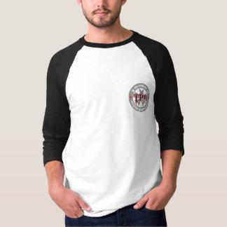 tpb 3/4 arm black/white T-Shirt