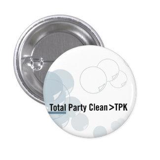 TPC>TPK Mini-pin 1 Inch Round Button