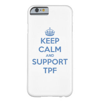 TPF de caja del teléfono Funda Para iPhone 6 Barely There