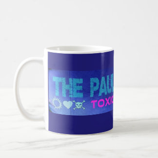 """TPF """"Toxic and Sweet"""" cover front Coffee Mug"""