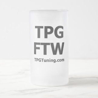 TPG FTW - TPGTuning.com - Beer Glass Mugs